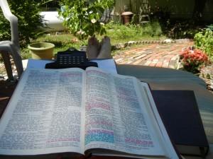 Bible-garden